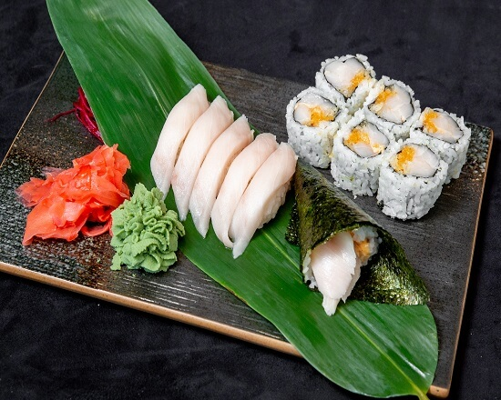 Sushi Combo-Butterfish Lover Combo