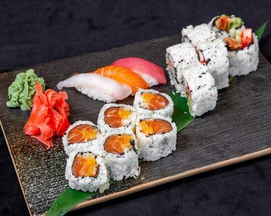 Sushi Combo-Popular Sushi Combo D