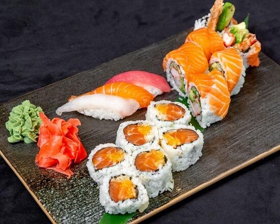 Sushi Combo-Popular Sushi Combo E
