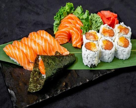 Sushi Combo-Premium Salmon Lover Set