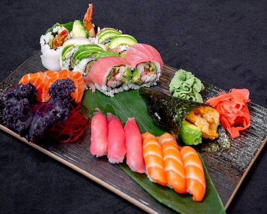 Sushi Combo-Yokohama Combo