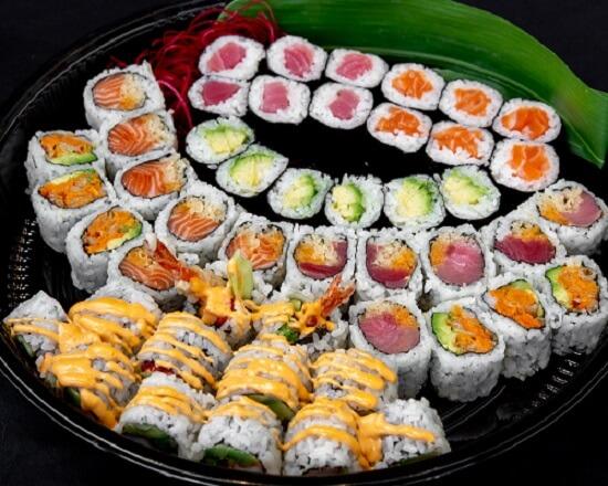 P3-Spicy Makimono Party Tray