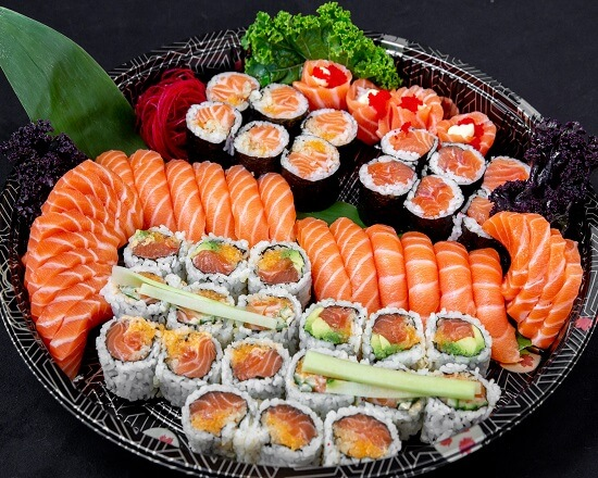 P6-Salmon Lover Party Tray