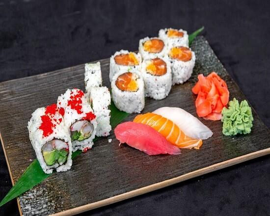 Sushi Combo-Popular Sushi Combo A