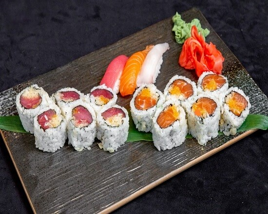 Sushi Combo-Popular Sushi Combo B