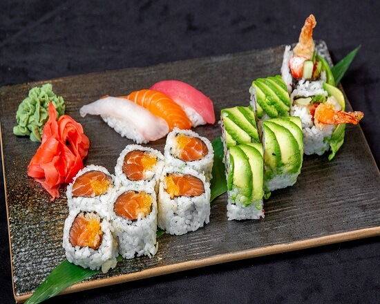Sushi Combo-Popular Sushi Combo F